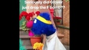 Grover from Sesame Street using the F word aka F Bomb