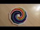 Ма́ндала Спираль гипнотически завораживает Против часовой