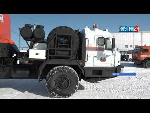 В Якутии испытают новейший вездеход Брянского автозавода