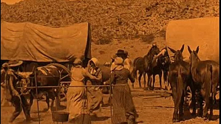 Wagon Tracks 1919, Lambert Hillyer