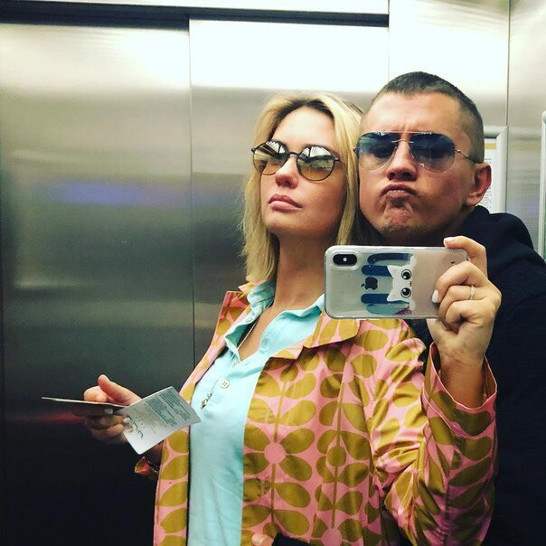 Павел Прилучный и Агата Муцениеце ❤
