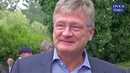Meuthen fordert Entschuldigung von Merkel – Kanzlerin lehnt prompt ab
