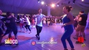 Sergey Bobkov and Irina Bilous Salsa Dancing in Malibu at The Third Front 2018 Sun 05 08 2018 SC