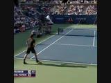 Del Potro x Federer