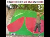 Добрые и благородные поступки художника