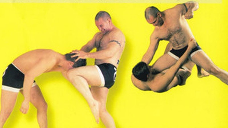 Ultimate Fighting X-treme - Takedowns