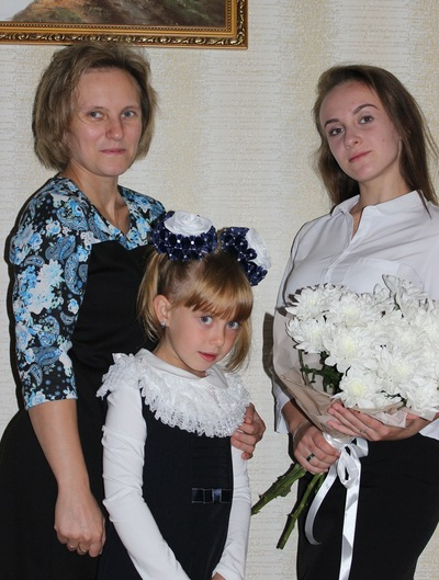 Алина Суетова