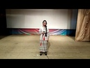 Степь - Пелагея исполняет эту песню и Дроздова Александра решила её спеть! с.Енотаевка