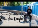 One-on-One with Brandon Loupos insidebmx
