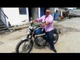 .........ХОНДА СВ 400 СС........Заказной Мотоцикл Для КАЗАНИ.......