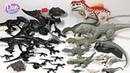 MY MEGA INDORAPTOR VS INDOMINUS REX Toys Collection - Jurassic World Fallen Kingdom Dinosaur Toys