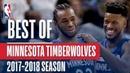 Best of Minnesota Timberwolves | 2017-2018 NBA Season #NBANews #NBA #Timberwolves