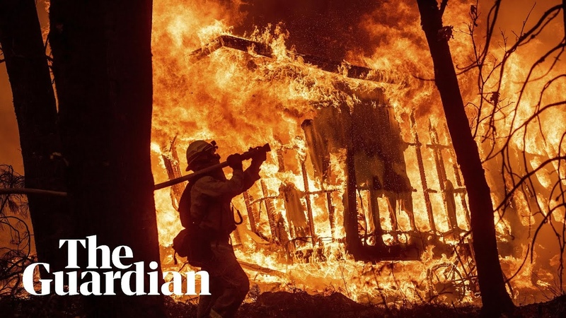 Camp fire is deadliest wildfire in California's history