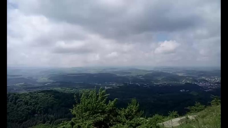 МЫ Покачи вживую - Кисловодск с высоты птичьего полёта