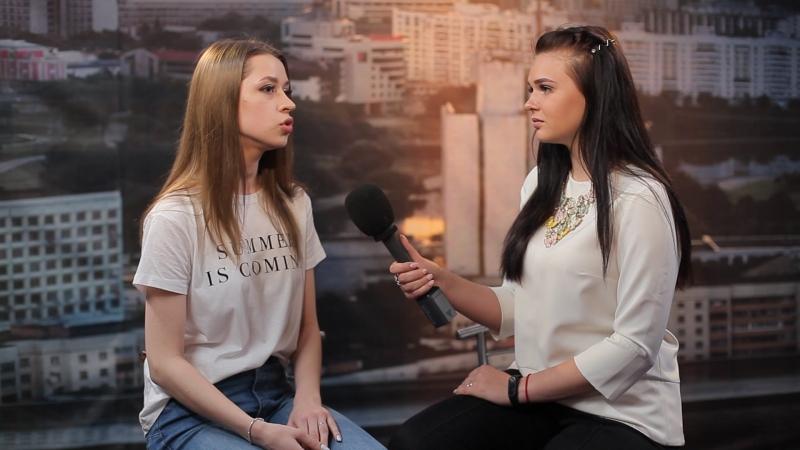 Актриса театра и кино Светлана Кузьмич в гостях у Арины Трусовой.
