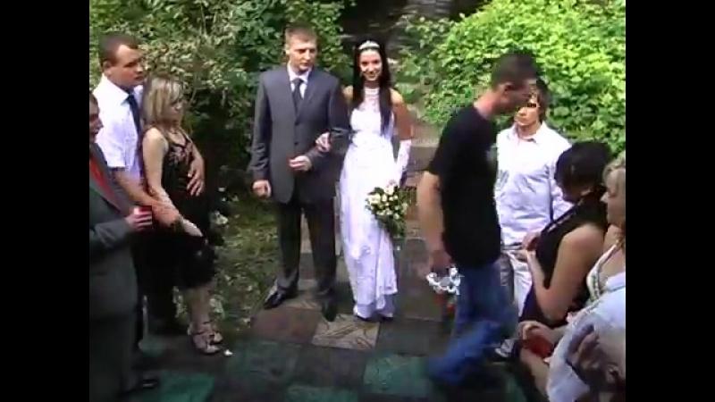 Побили на свадьбе