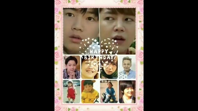 グンちゃん️お誕生日 - おめでとうございます - 1987年8月4日生れ 満 31歳 - 韓国では生まれた年を1歳 - 数えで32歳 生まれて来てくれて - ありがとう出逢えた奇跡に - 感謝いつも一緒で味方です - 成熟した大人の魅力を発揮して - 下
