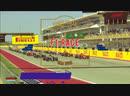 F1 Race HIGHLIGHTS - USA 2018