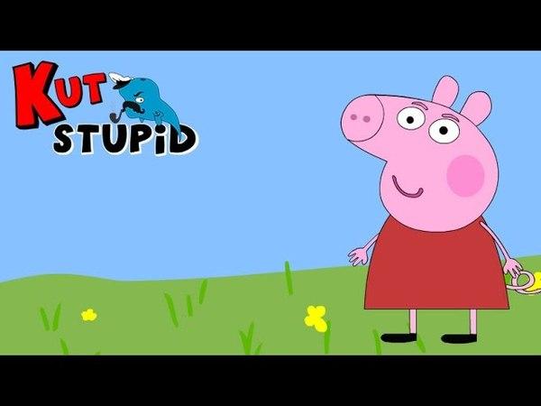Свинка Пеппа KuTstupid Пародия 18