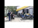 Съемки интервью для телеканала Хабар rbmcckz moto motoclub bikers motorcycle interview khabar astana kazakhstan мото