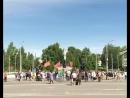 Новодвинцы возложили цветы к мемориалу погибшим реп Телекомпания НордТВ 2018 г