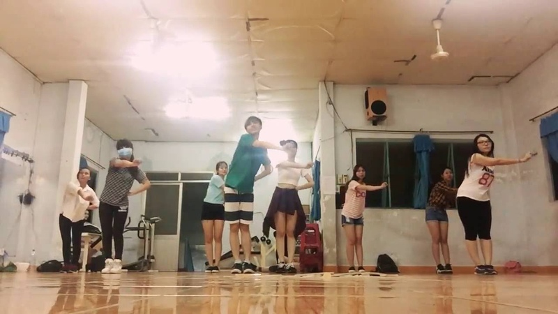 Cheer Up Twice dance cover by Bin Ga Class
