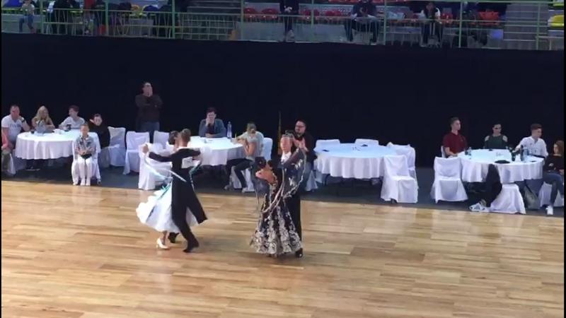 Стандарт. Танго. Youth under 21. Semifinal