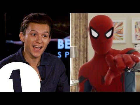 I'm a walking meme Spider Man's Tom Holland on the 'Quackson Klaxon'