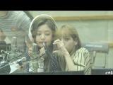 180618 JENNIE &amp LISA @ KBS Cool FM Volume Up Radio