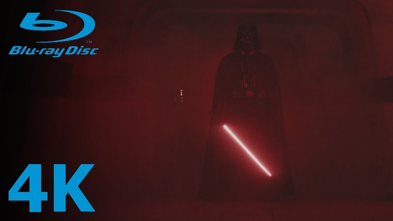 Rogue One A Star Wars Story - Antechamber of Terror Enter Lord Vader