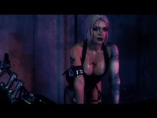 📽 Irina Meier Ciri - Cyberpunk 2077 inspired photoshoot 📽