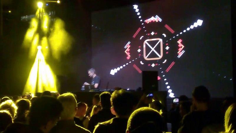 Финал концерта Solar Filds в Москве