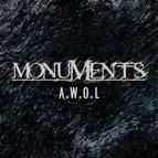 Monuments альбом A.W.O.L