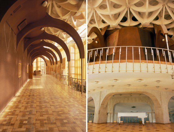 Самые удивительные памятники советской архитектуры