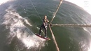Surprise Kiteboarder Hits Humpback Whale