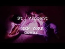St Vincent New York The Wine Animals cover
