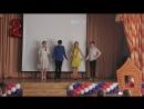 Танец кадриль концерт закрытия лагерной смены в СОШ №7
