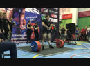 Чемпионат России WPA . 1 подход 370 кг