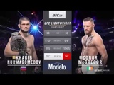 Conor McGregor vs Khabib Nurmagomedov Full Fight HD