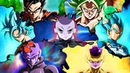DBS Tournament of Power - Psych