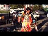 Индейцы из Эквадора в Астрахани-Chica bonita