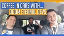 'The Doom Slayer Wouldn't Bully A Science Nerd' - Coffee In Cars With Doom Eternal Devs