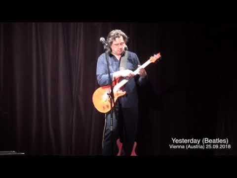 """Maloletov Dmitry """"Yesterday"""" Live (Vienna Austria)"""