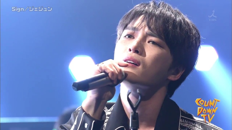 [EN SUB] Kim Jaejoong CDTV 23.06.2018 Jaejoong CDTVJJ
