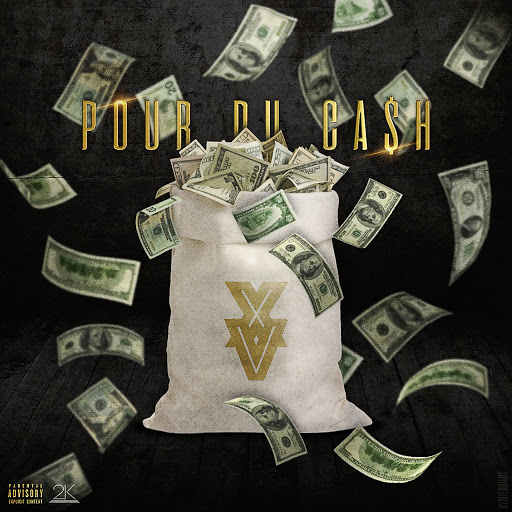 XV альбом Pour du cash