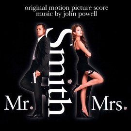 John Powell альбом Mr. & Mrs. Smith (Original Motion Picture Score)