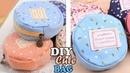 DIY TEXTILE ROUND POUCH BAG Cute Zipper Mini Bag Tutorial