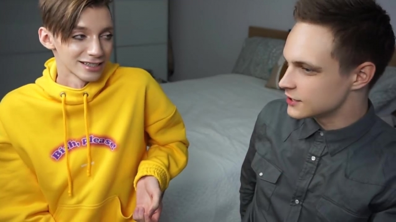 Андрей Петров и Алекс Люсик - Реакция на маму отличника