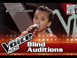 The Voice Kids Philippines Blind Auditions 2016