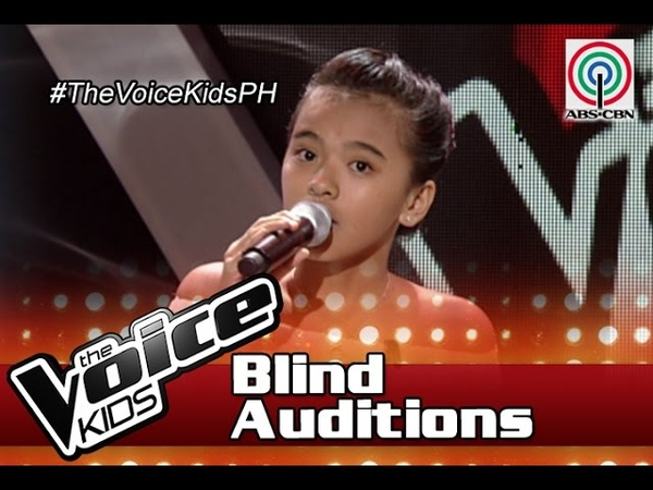 The Voice Kids Philippines Blind Auditions 2016 Ikot Ikot by Cahil